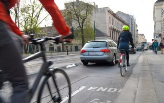 Safety While Cycling