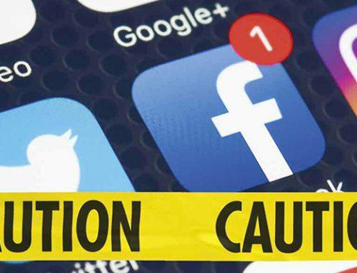 Social Media – A Cautionary Tale