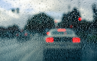 Study Finds Light Rain significantly increases risk of fatal crash